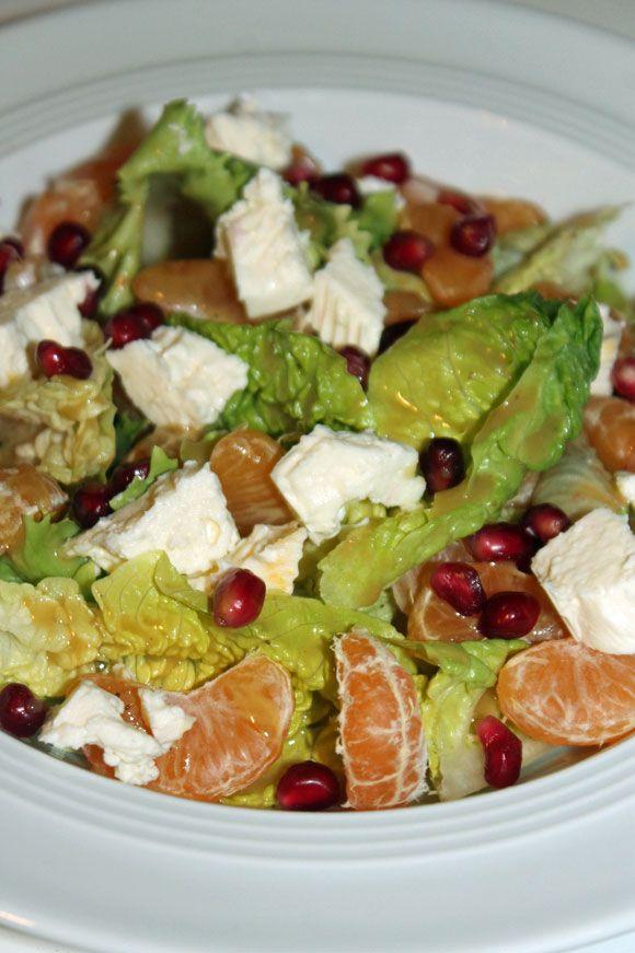 Salat, Salat und noch ein leckerer Salat