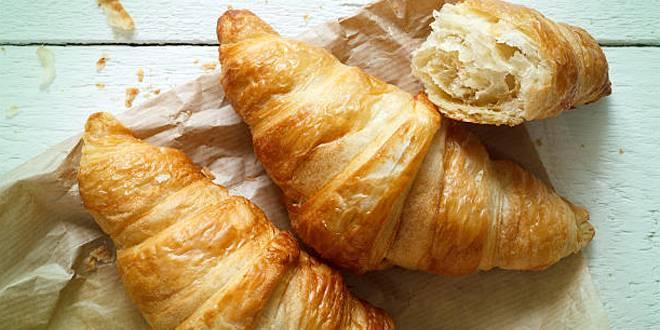 Low Carb-Croissants für abnehmen Frühstück