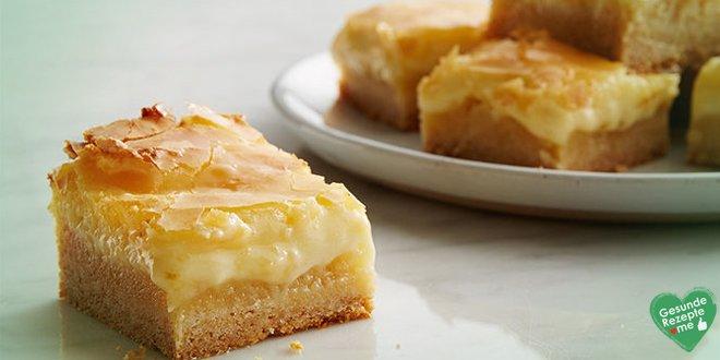 Kalorienarme butterkuchen
