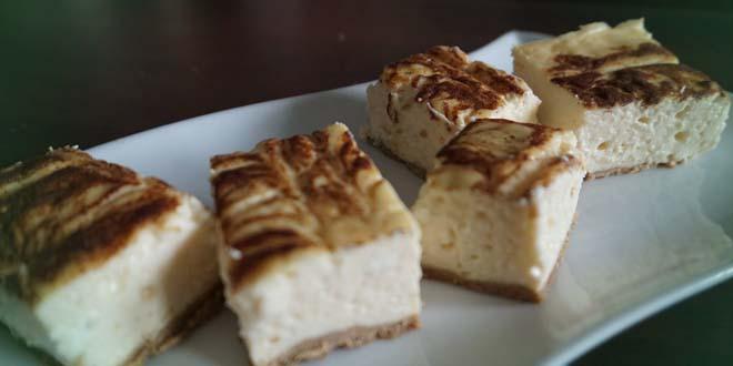 Kalorienarme Protein Cheesecake